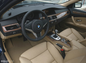 BMW 5-Series Touring