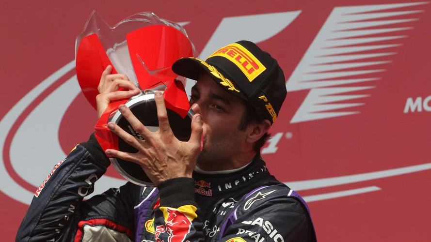 Even 2014 title may not be beyond Ricciardo
