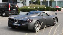 Pagani Huayra Nurburgring Edition (not confirmed) spy photo