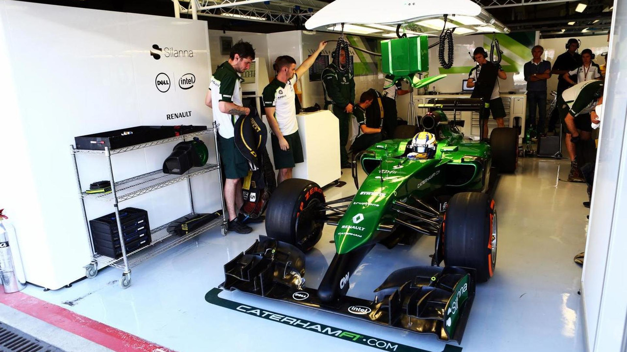 Caterham CT05 / XPB
