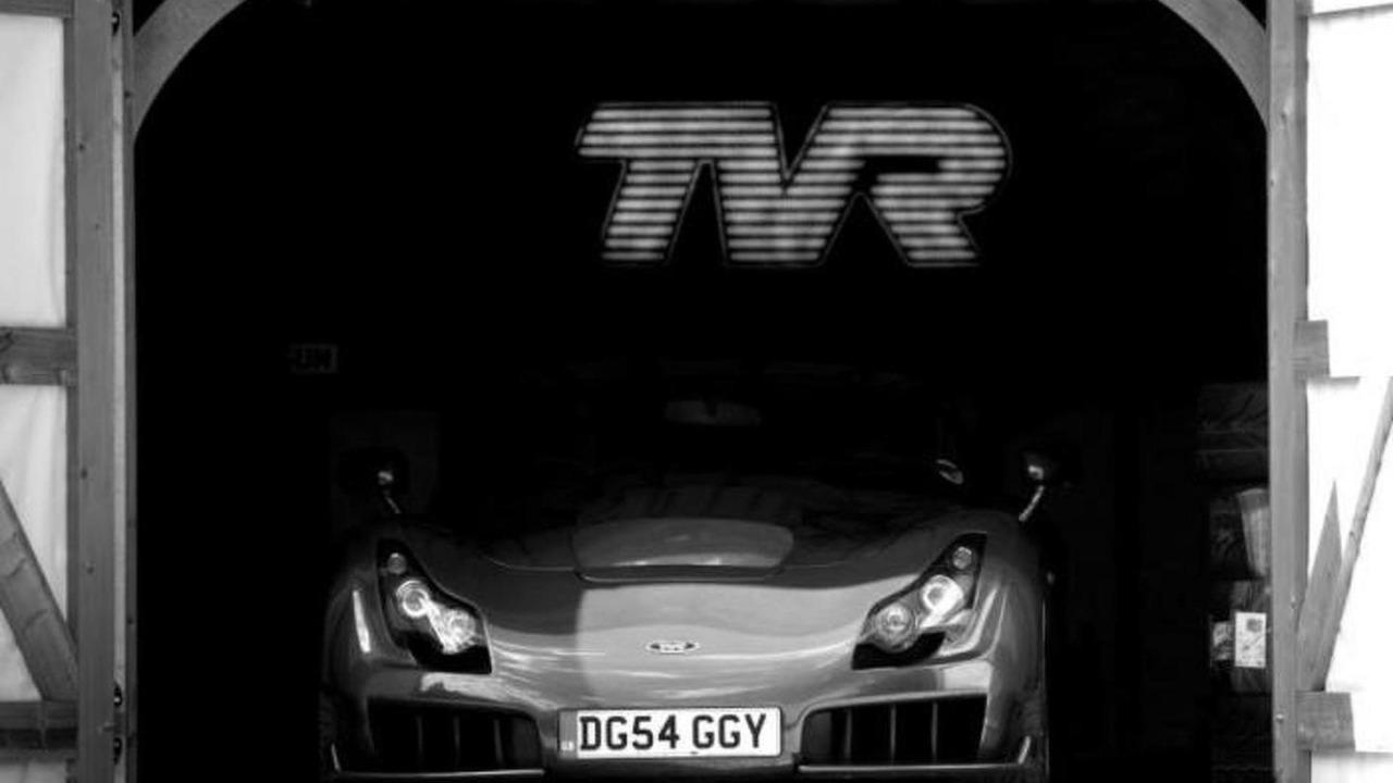 TVR Sagaris