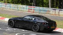 2017 Aston Martin DB11 spy photo