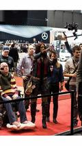 Kahn Design Flying Huntsman 110 WB 6x6 concept at 2015 Geneva Motor Show