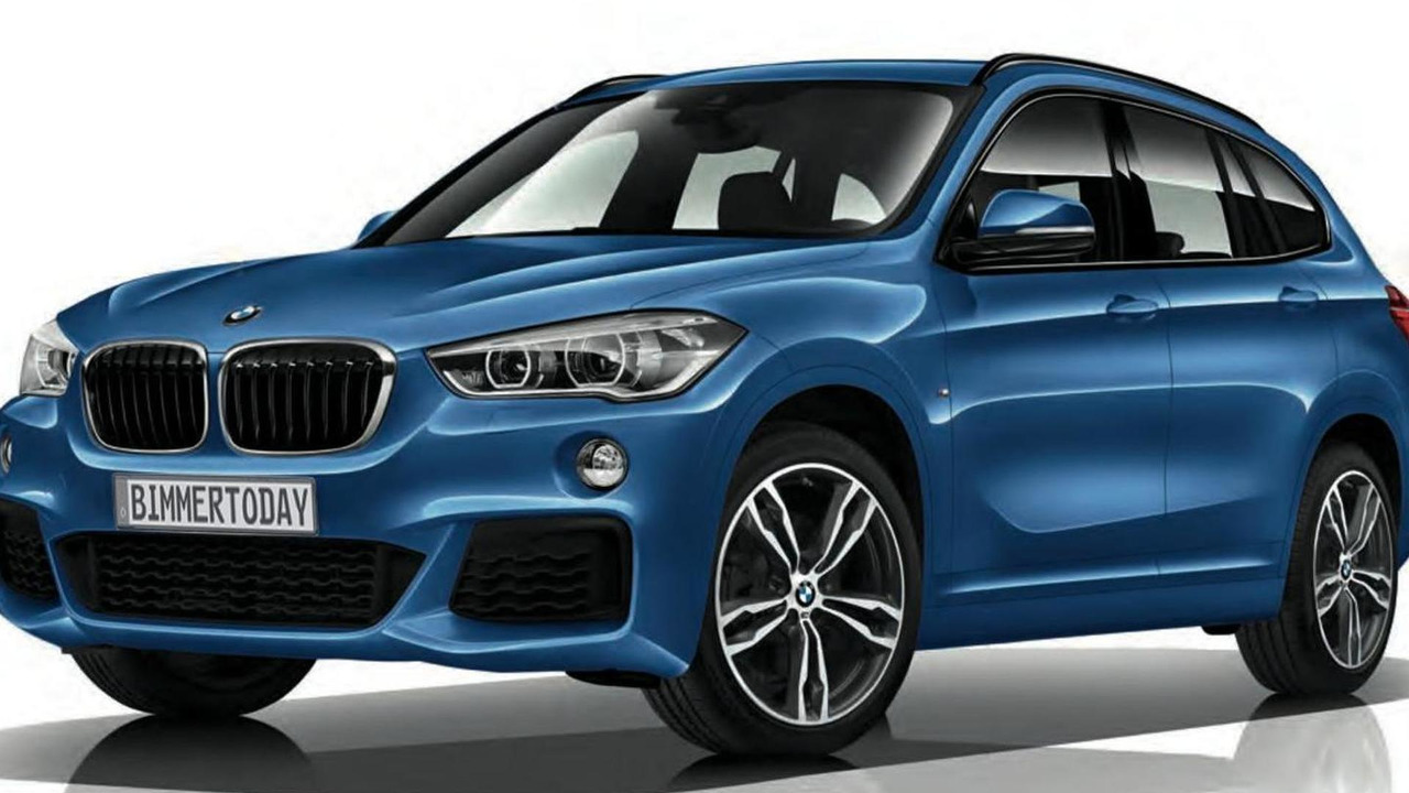 2016 BMW X1 with M Sport Package