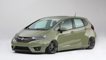 Kylie Tjin Special Edition 2015 Honda Fit