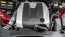 Lexus RC 350 F SPORT tuned by Gordon Ting & Beyond Marketing