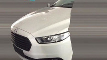 China-spec Ford Mondeo facelift spied in China