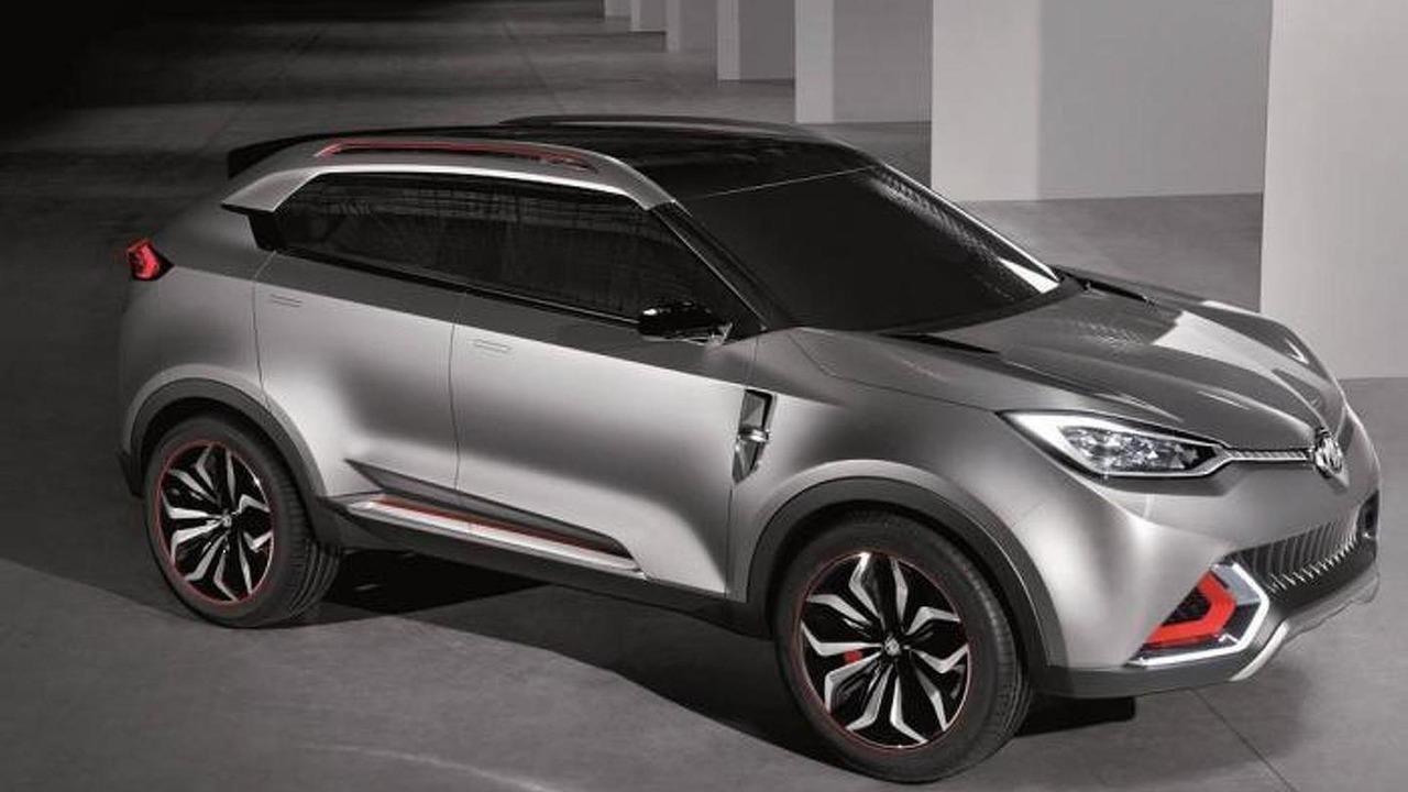 2013 MG CS Concept 20.04.2013