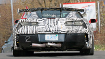 Chevrolet Corvette ZR1 Uzun Egzozlar