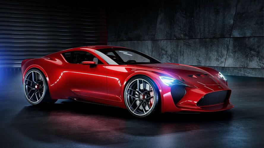 Modern 250 GTO tasarım yorumu: Ferrari 612