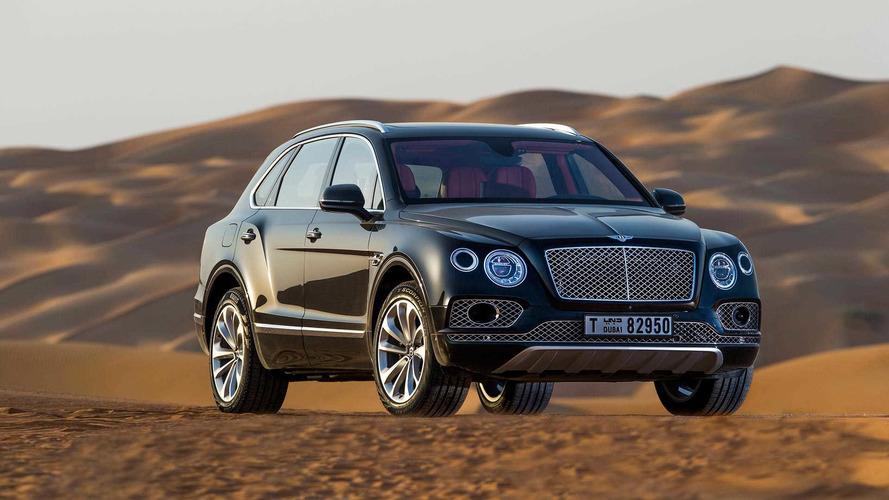 Bentley Bentagya Falconry by Mulliner
