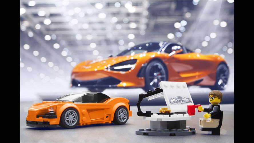 McLaren für Kleingeld-Rennfahrer