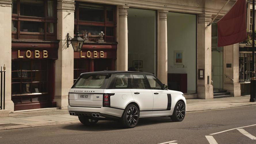 Range Rover con paquete SVO