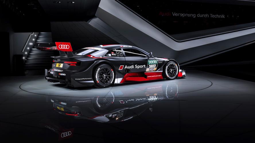 Genève 2017 – L'Audi RS 5 DTM montre ses muscles