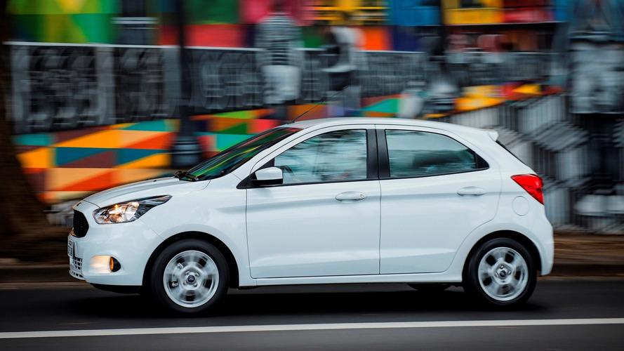 Hatches compactos em março – Ford Ka tem melhor resultado em mais de três anos