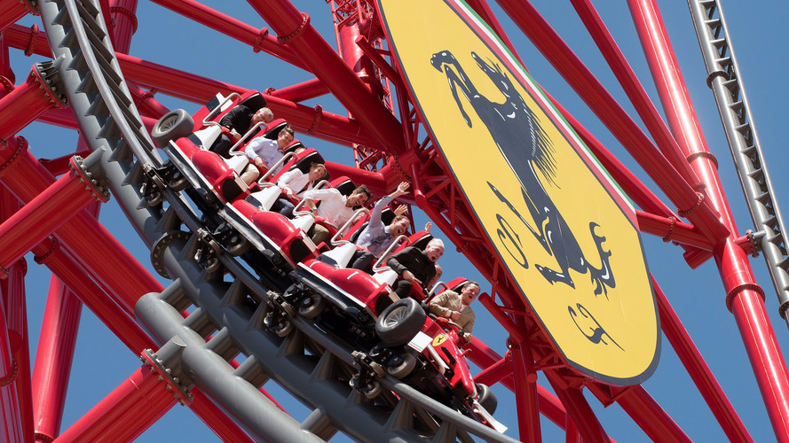 Ferrari Land Is Open And It's Our New Favorite Place In Spain