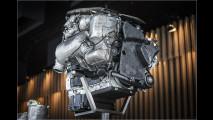 Neue Motoren für die S-Klasse