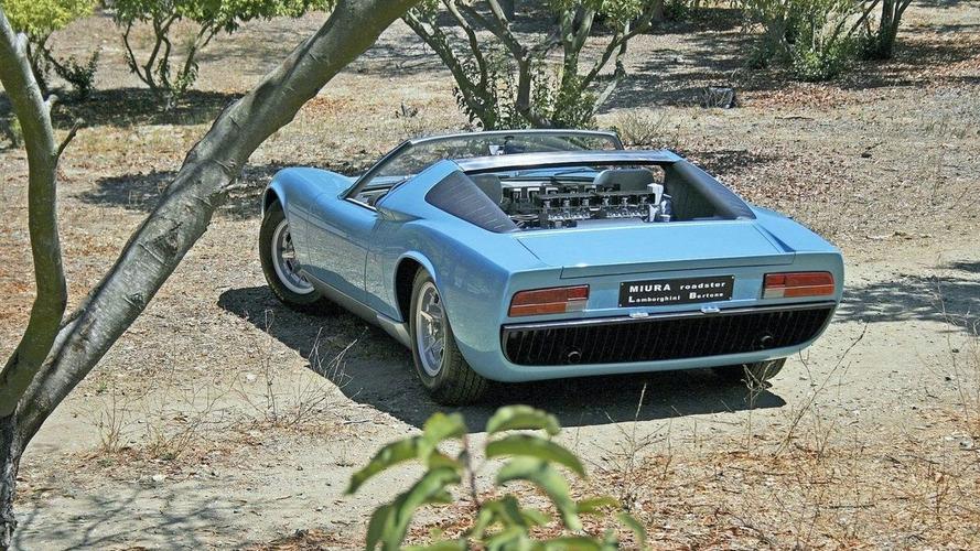 One-Off Lamborghini Miura Spyder Re-Emerges