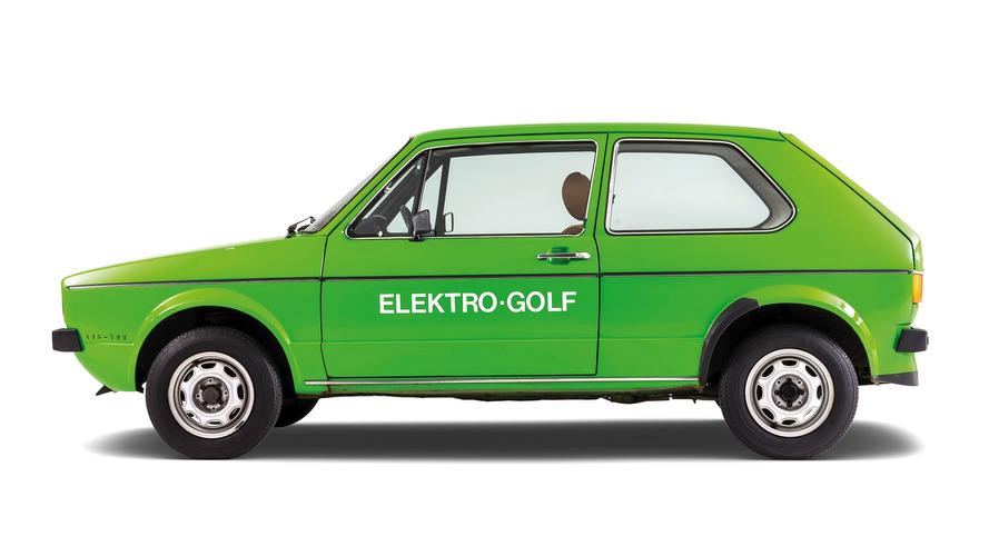 VW'nin Techno Classica cephanesinde EV ve spor modeller var