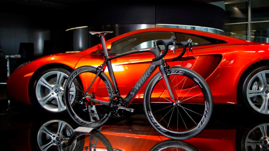 Automaker-sponsored Bicycles