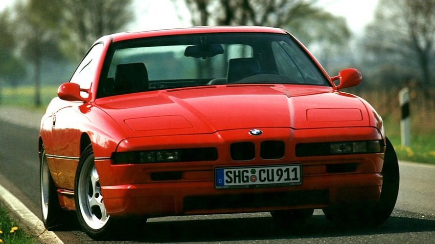 Geçmişe Bakış: BMW 8 Serisi (E31)