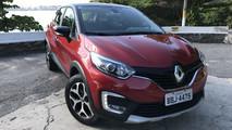 Renault Captur 1.6 CVT - Lançamento
