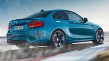 2018 BMW M2 facelift