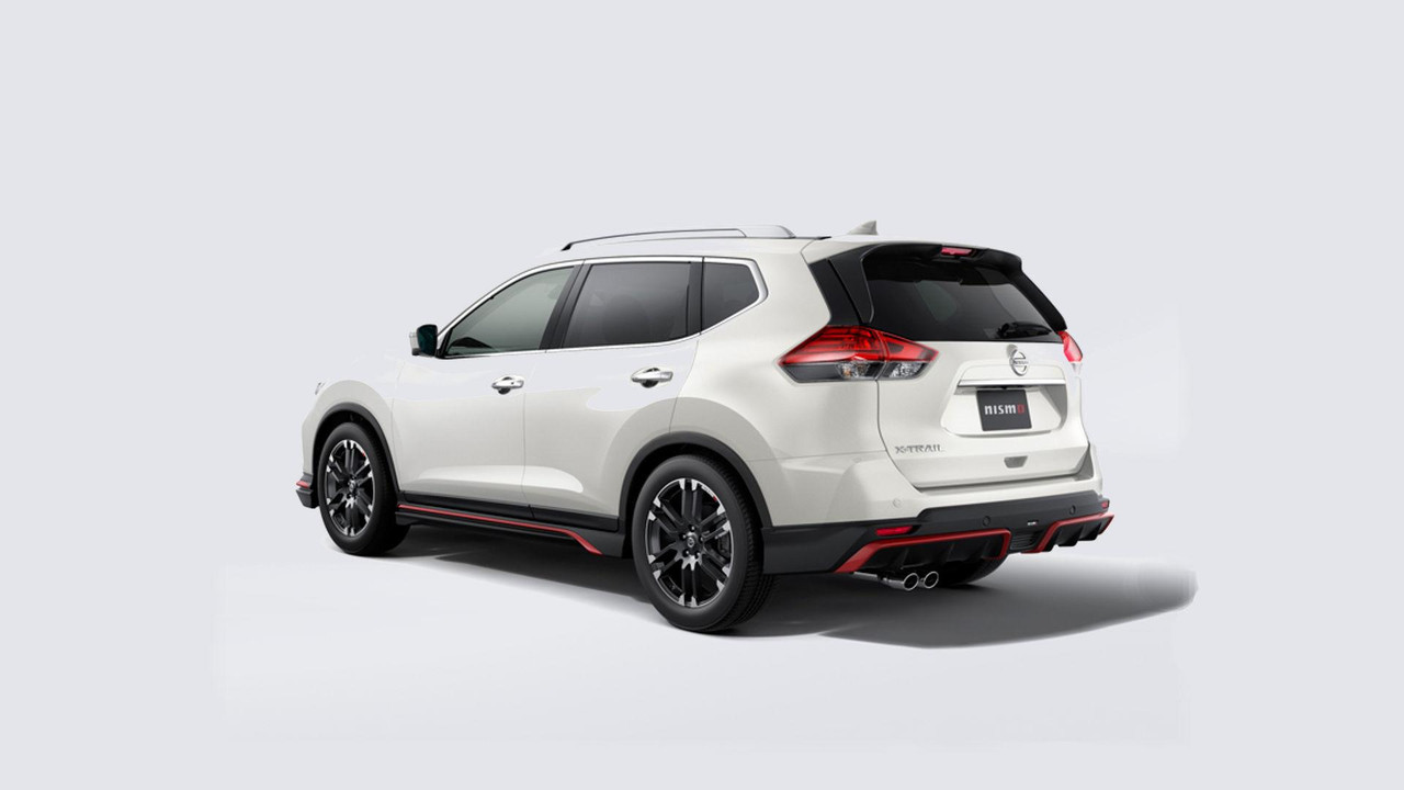 2017 nissan x trail nismo performance package photos. Black Bedroom Furniture Sets. Home Design Ideas