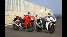 Volta Rápida: Honda CBR 500R amplia porta de entrada para as esportivas