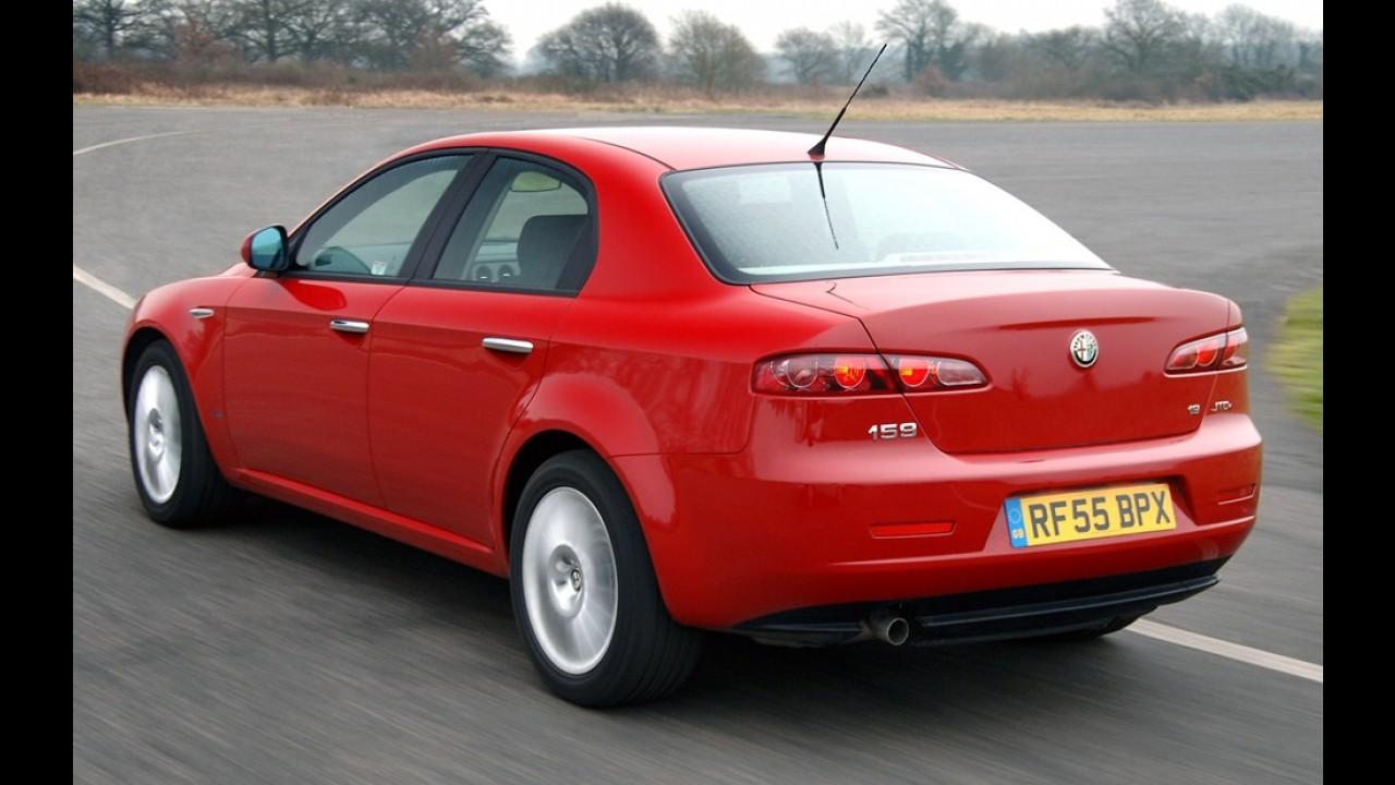 Alfa Romeo: inédito SUV e sedã de tração traseira usarão motores da Ferrari