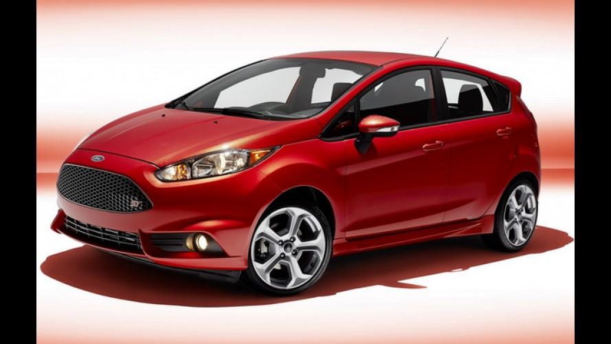 Ford anuncia perda de US$ 1,8 bilhão na Europa e fala em recuperação após 2019