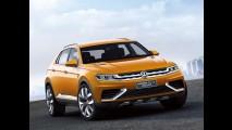 VW CrossBlue e CrossBlue Coupé serão feitos na China em 2015