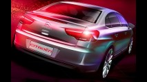 Citroën C4 aparece com visual reestilizado na China