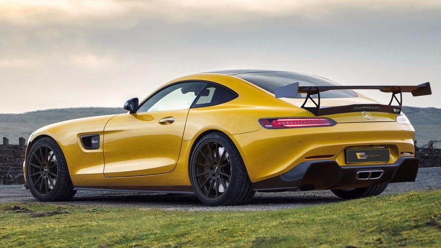 Dime Racing Mercedes-AMG GT saat hediye ediyor