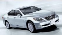 Toyota anuncia recall dos modelos Lexus LS460L e LS600HL no Brasil