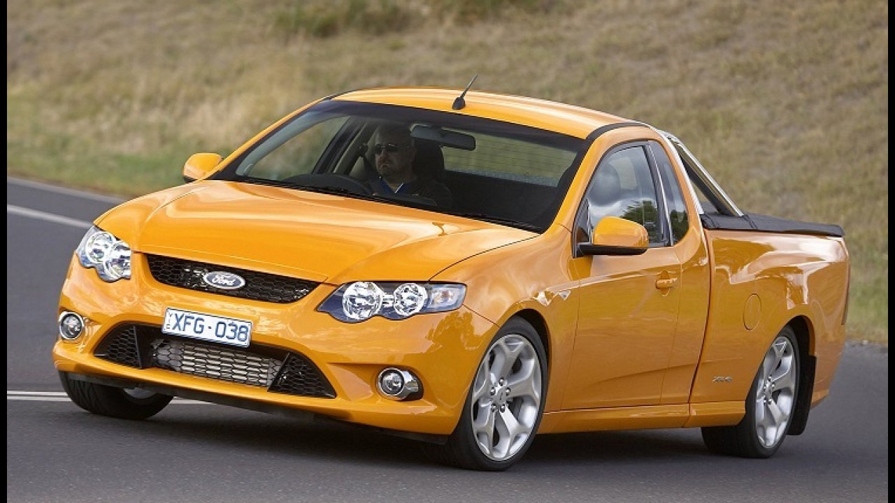 Ford comemora 80 anos do