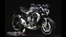 Dragster de duas rodas: MV Agusta confirma nova versão da Brutale 800