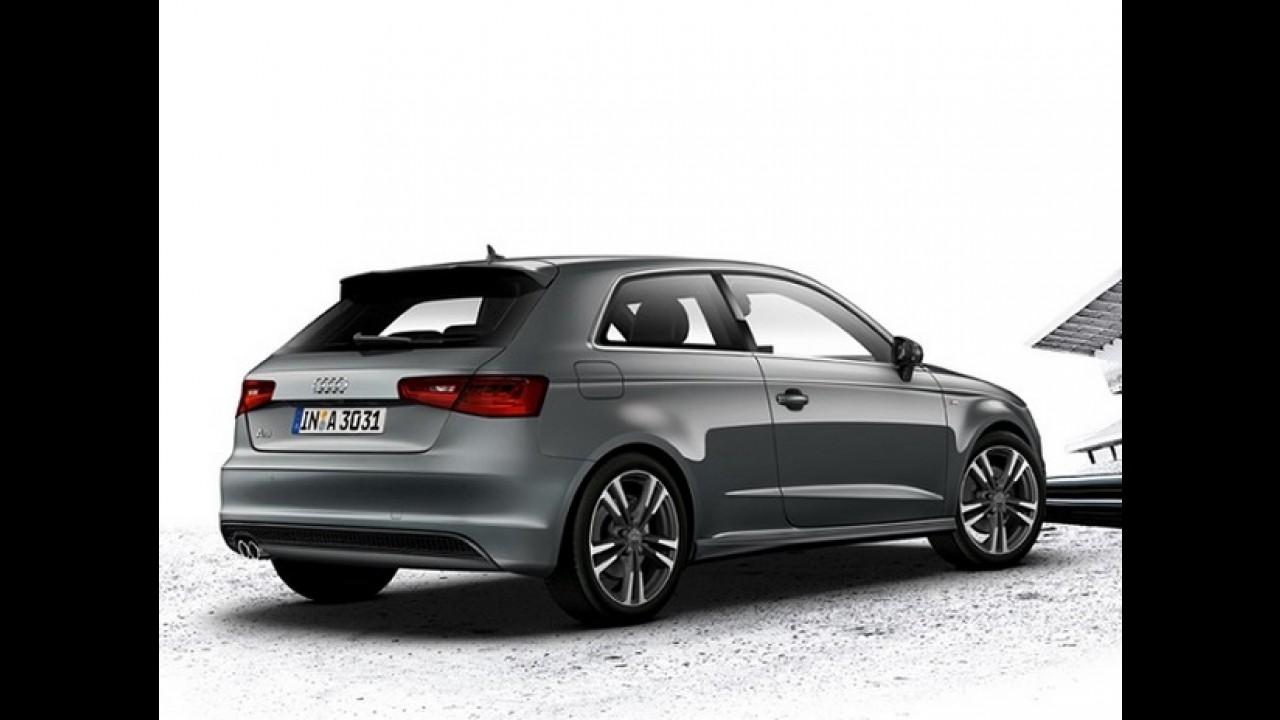 Espanha: Audi A3 ganha edição Adrenalin e fica com a cara do S3