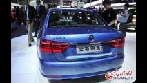 Salão de Pequim: Nova geração do Volkswagen Lavida é lançada