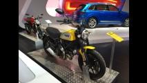 Já feita no Brasil, Ducati Scrambler será lançada no Salão Duas Rodas