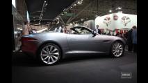 Salão do Automóvel: Jaguar F-Type chega em 2013 e marca uma nova fase da marca no Brasil