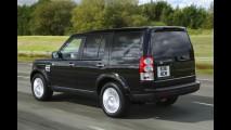 Land Rover divulga informações sobre a linha 2013 do Discovery 4 na Europa