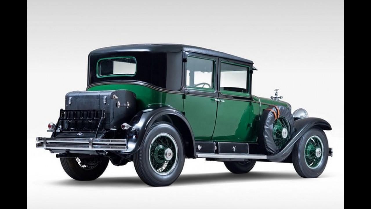 Cadillac de Al Capone vai a leilão nos Estados Unidos