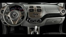 Dodge Vision, um Grand Siena rebatizado no México, será lançado por R$ 33,8 mil