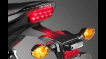Salão de Milão: nova Honda Hornet se torna CB 650F e fica mais mansa