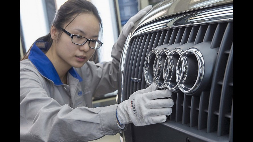 Audi, BMW e Mercedes podem fazer recall em massa na China