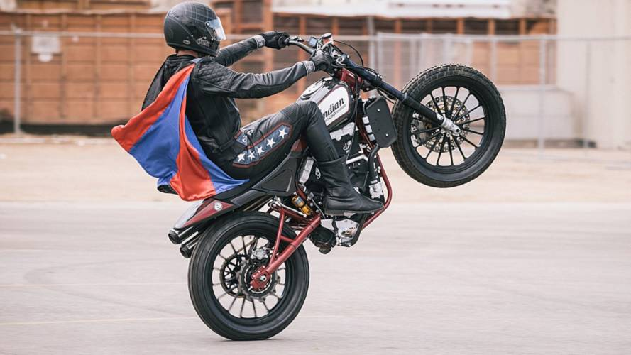 Watch Travis Pastrana Make History With Evel Knievel Tribute