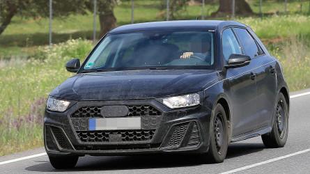 Erwischt: Audi A1 ungetarnt