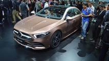 Mercedes A-Class Sedan Long Wheelbase (Chinese market)