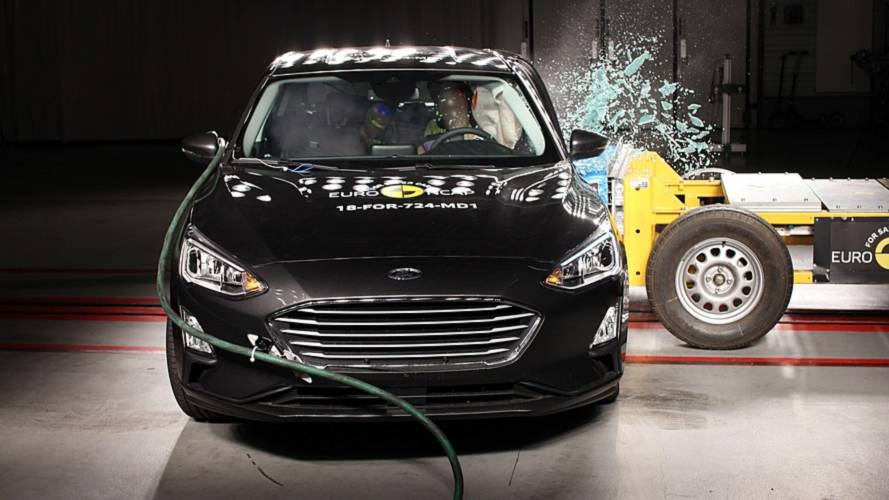 Focus And XC40 Achieve Top Crash Test Marks Despite New Criteria